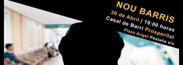 """Cartell """"Que no pase mas"""""""