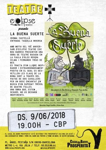 """Teatre """" La Buena Suerte"""""""